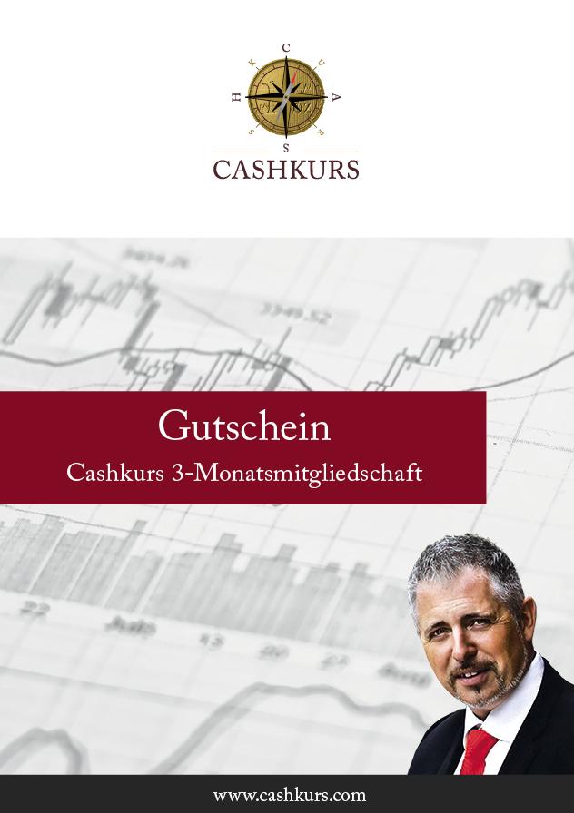 Gutschein Cashkurs.com 3 Monate